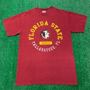 Vintage Florida State Seminoles Foot Locker Shirt